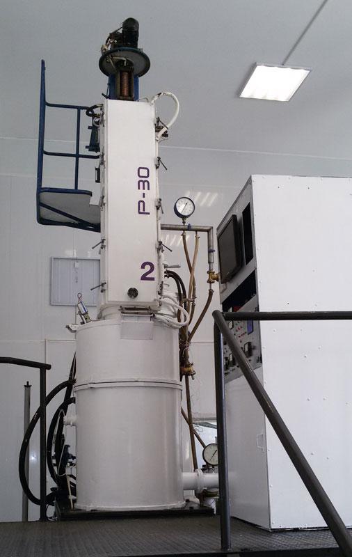 Запущено производство по выращиванию монокристаллов германия в Лыткарино