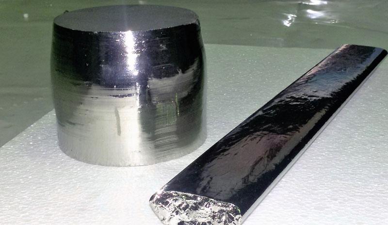 Выращивание монокристаллов оптического германия