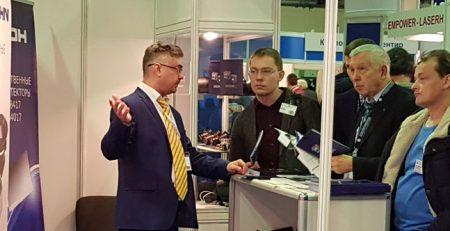 Специалисты ОКБ «АСТРОН» представили образцы новейшей тепловизионной техники и ИК-оптики на выставке «ФОТОНИКА. МИР ЛАЗЕРОВ И ОПТИКИ-2018»