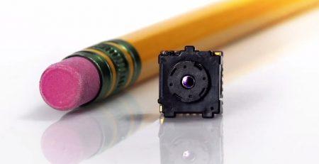 Внешний вид миниатюрной ИК-камеры «FLIR Lepton 3.5»