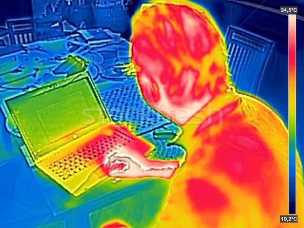 Тепло пальцев на клавиатуре раскрыло пароль пользователя