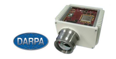 DARPA удалось создать миниатюрный тепловизор