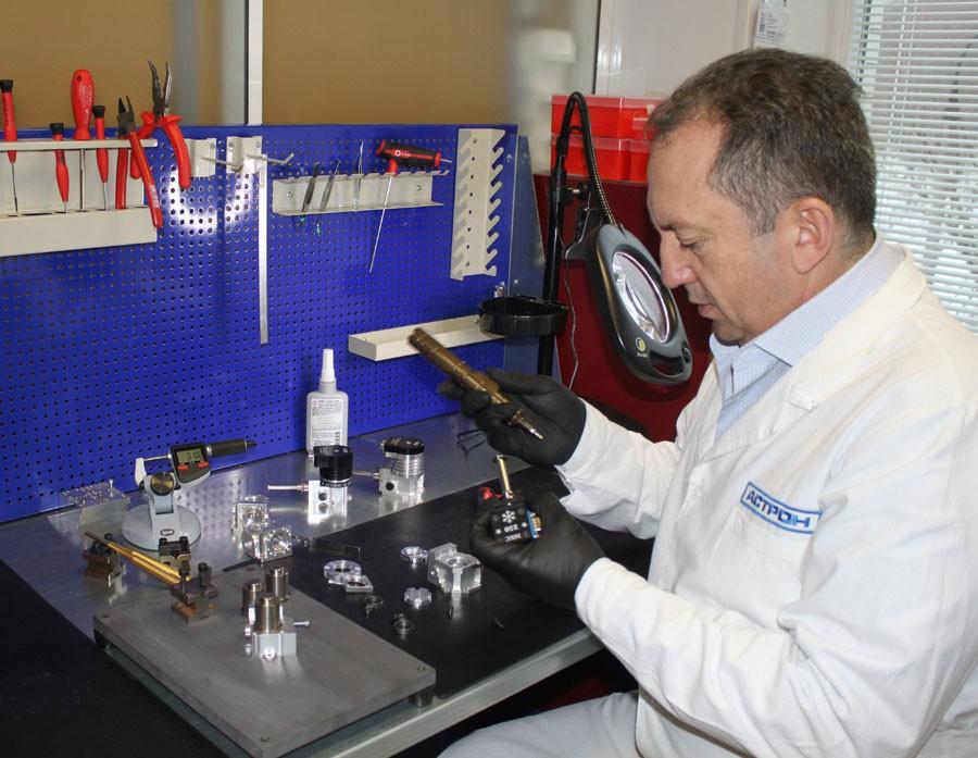 Производство отечественных микрохолодильников для охлаждаемых тепловизоров